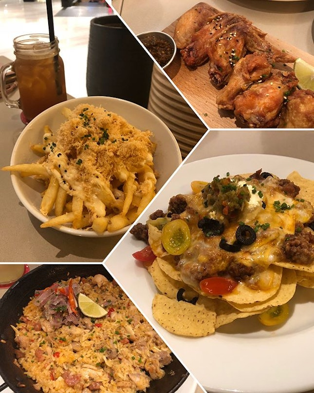 Fusion food with local twist 💃