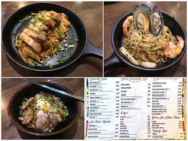 Totally recommend Siow Ba Mee ($15) if you are a pork lover!