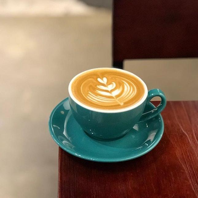 Beautiful Latte ($5) ☕️ Luv u 4 ever 💕