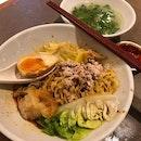 Guan's Mee Pok ($5.80) at B1 Capitol Piazza Food Republic 😋