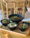 🇹🇼 Signature Dishes 🇹🇼 $15 for all 3 mini size signatures - braised pork rice, chicken rice & intestine mee sua.