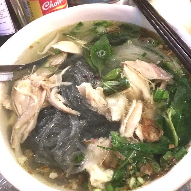 Miến Gà ($8.90) — Glass Noodle Chicken