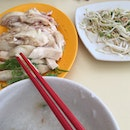 Chicken Rice/Porridge