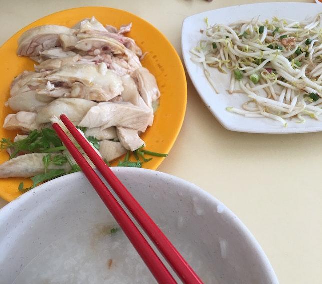 Chicken Rice/Porridge