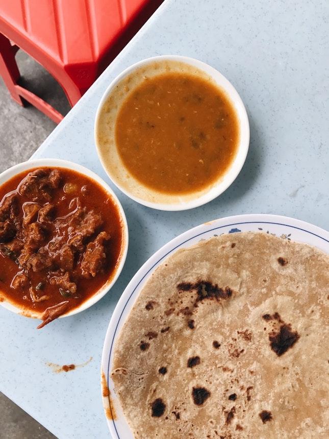 Chapati (RM1.50)