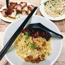 Hakka Noodles With Premium Char Siew (RM8.50)
