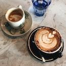 La Kopi Cappuccino (RM8.90)