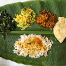 Banana Leaf Rice (from RM6.50)