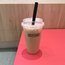 Four Seasons Oolong Green Milk Tea (RM6.90)
