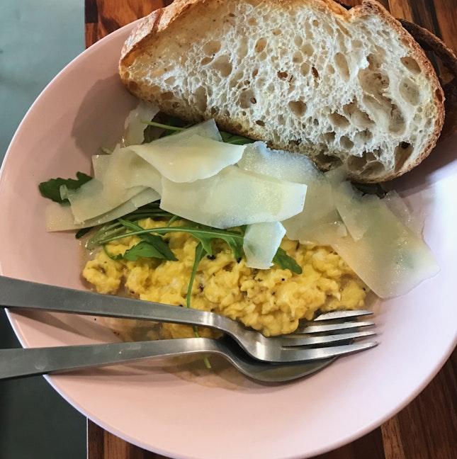 Toasted Sourdough (RM15)