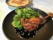 Duck Leg (RM60), Roti (RM8)