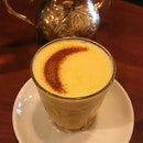 Turmeric Latte ($6)
