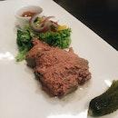 Chicken Liver Pate (RM14)