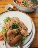 Smoked Spring Chicken ($11.80)