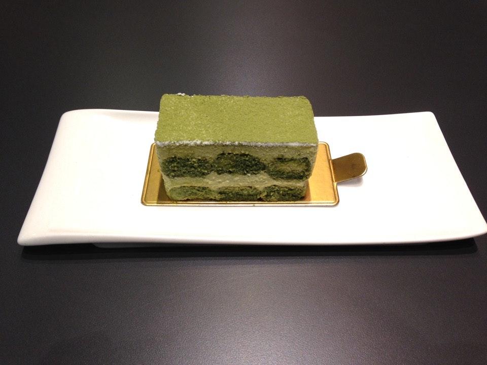 Classic Taste Of A Tiramisu Cake