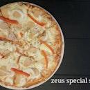 Zeus 13 Sausage Pizza