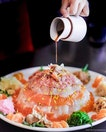 Yusheng (price for this portion unknown, but starts from $68++).