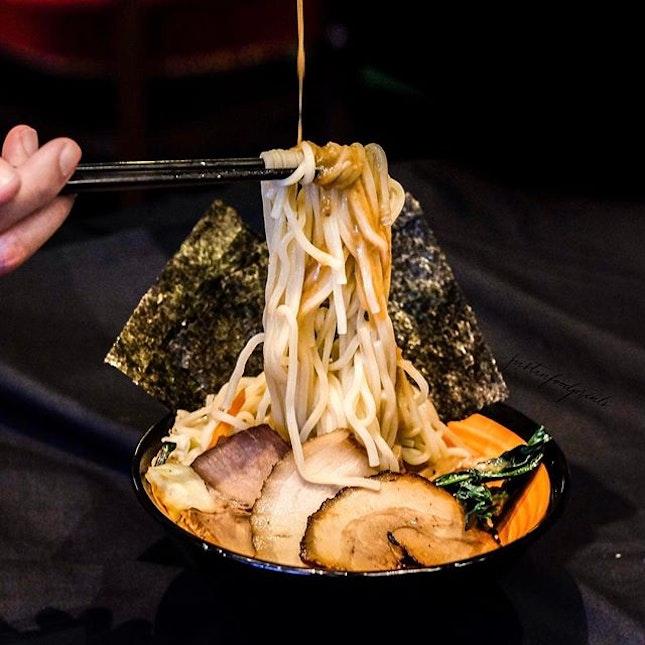 [New Restaurant] Special Kotteri Tsukemen ($16.80).