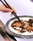White Tuna Tataki ($22).