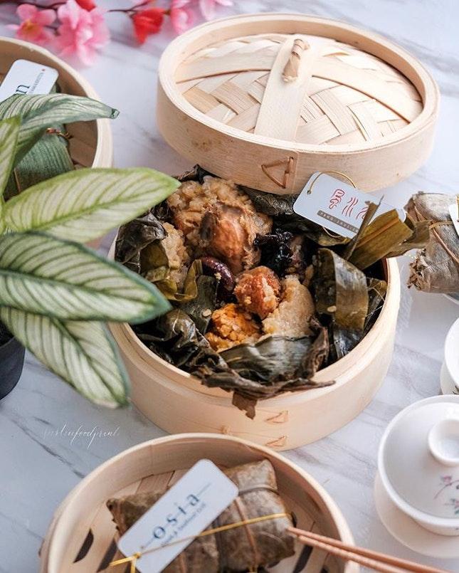 Abalone Cantonese Dumpling ($48++).