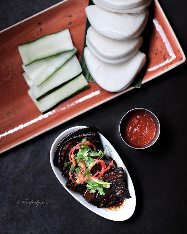 Braised Pork Belly Kong Ba Pau ($24.95).