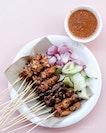 Satay ($0.60 each)