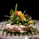 Swordfish Tartare ($68 for 5 course lunch).