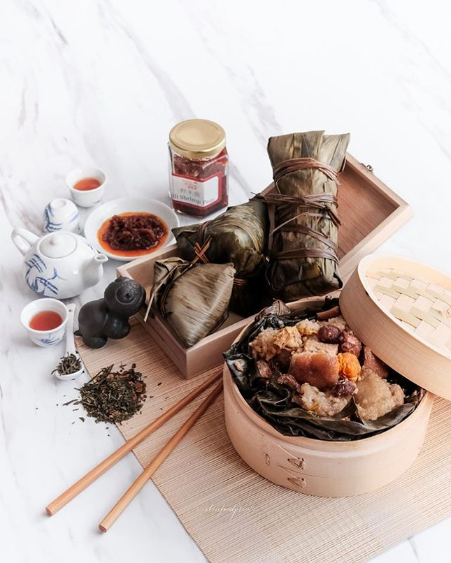 Hong Kong Style Rice Dumpling ($28.80).