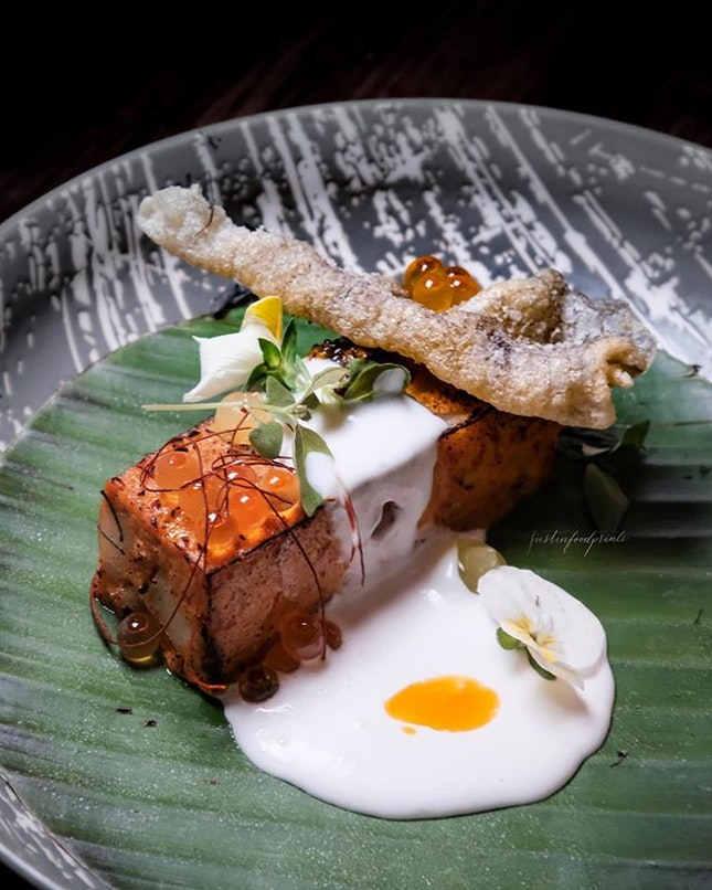 [2 Days Only] Otah-Otah by Zander Ng (part of 8 hands dinner by Masterchef Singapore finalists at $100++; or $145++ with wine pairing).