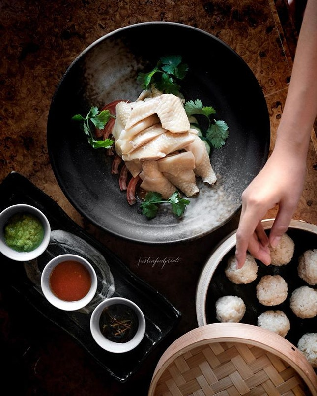 [Highly Recommended] Chicken Rice Balls.