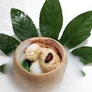 Chendol Ice Cream.