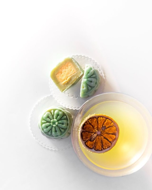 Mitzo Mooncakes ($72 to $80 per box of 8).