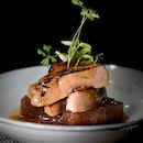 Foie Gras (can be included in $128++ seven-course or 168++ eight-courseomakase).