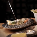 Tempura Omakase (dinner omakase $100++ to $200++, lunch starts from $40++).