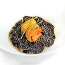 Uni Riso (included in my $268++ Corner House Experience Menu).