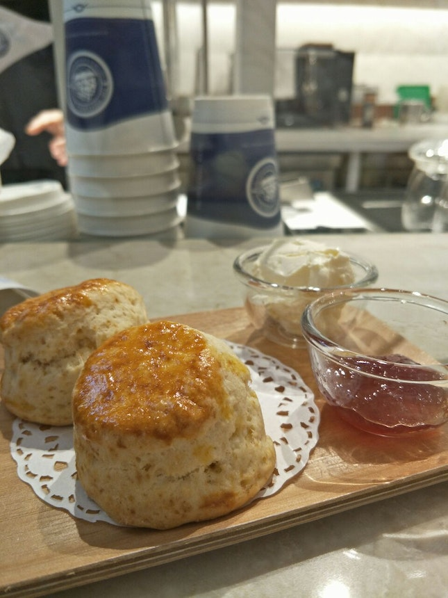 Great Buttery Scones