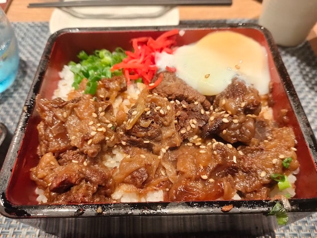 Wagyu Don For Less Than $15