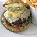 Wagyu Burger ($48++)