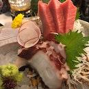 Sashimi Good But Not Good Value ($57.70++)