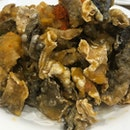 Fish Skin With Salted Egg Yolk ($12.80++)