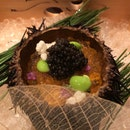 Uni & Caviar (part of &450++ Omakase)