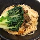 Dan Dan Noodles ($8++): Not Great