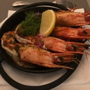 Roasted Prawns ($36++ For 4!)