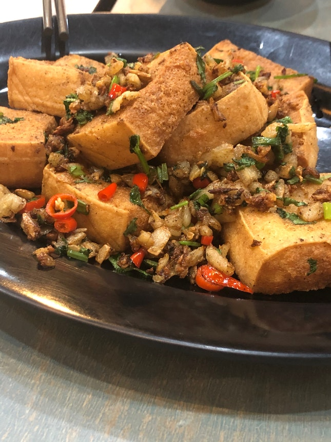 Yummy Salt&Pepper Tofu