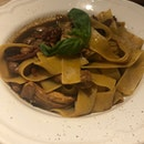 Undercooked Pappardelle ($33++)