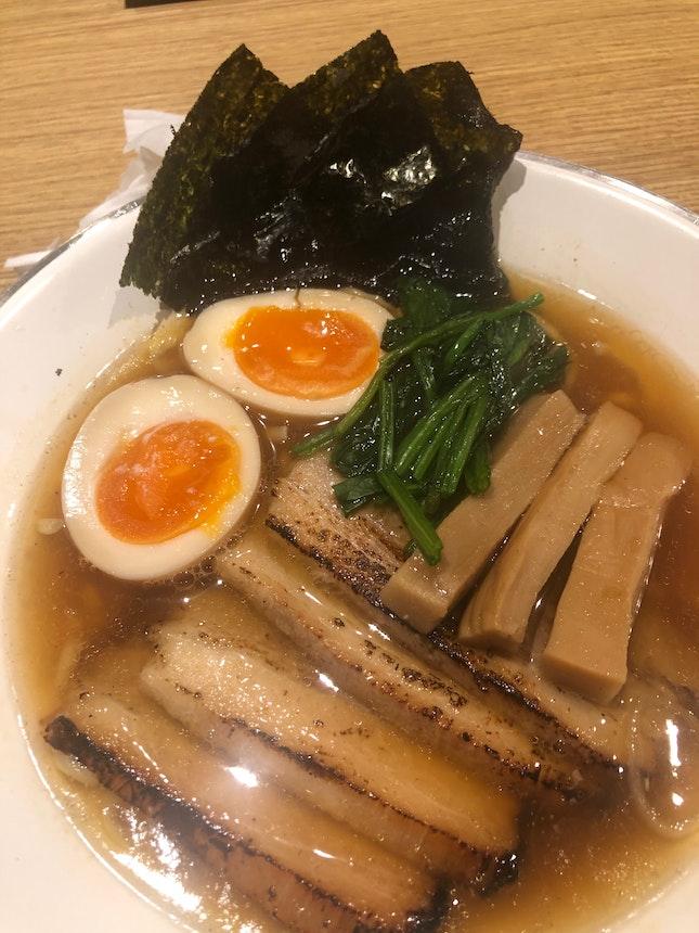 Shoyu Special ($17.80++) A Bit Too Salty