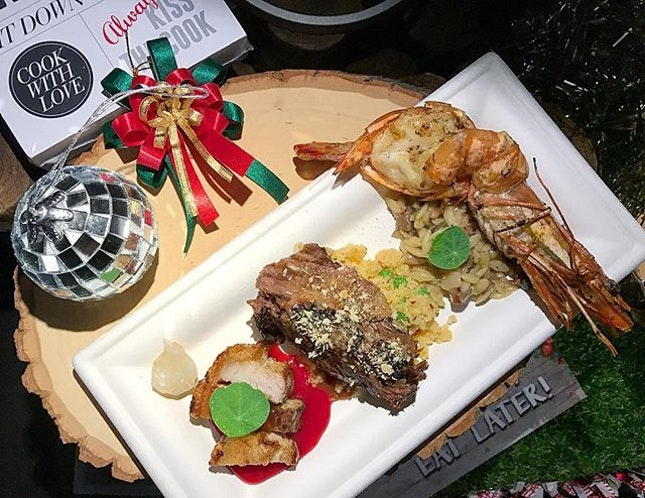 Did you guys enjoy #savourchristmas as much as we did?