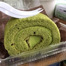 Who needs a matcha Swiss roll?