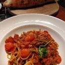 Nice Crab Pasta