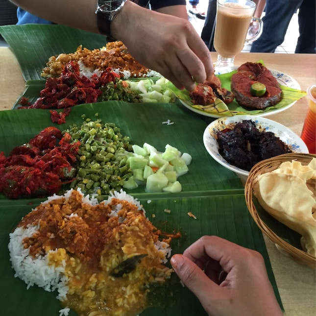 When Craving Rice In KL